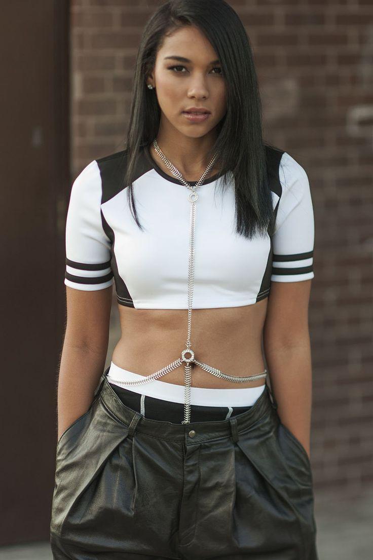 Alexandra Shipp Set as Aaliyah in Lifetime Biopic