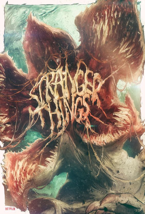 Fan Posters de Stranger Things | Galerías de Imágenes | Imagen 28 de 43 - Aullidos.COM