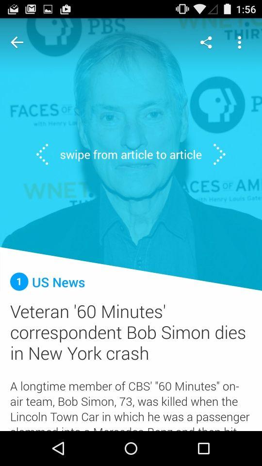 Yahoo News Digest | Pttrns