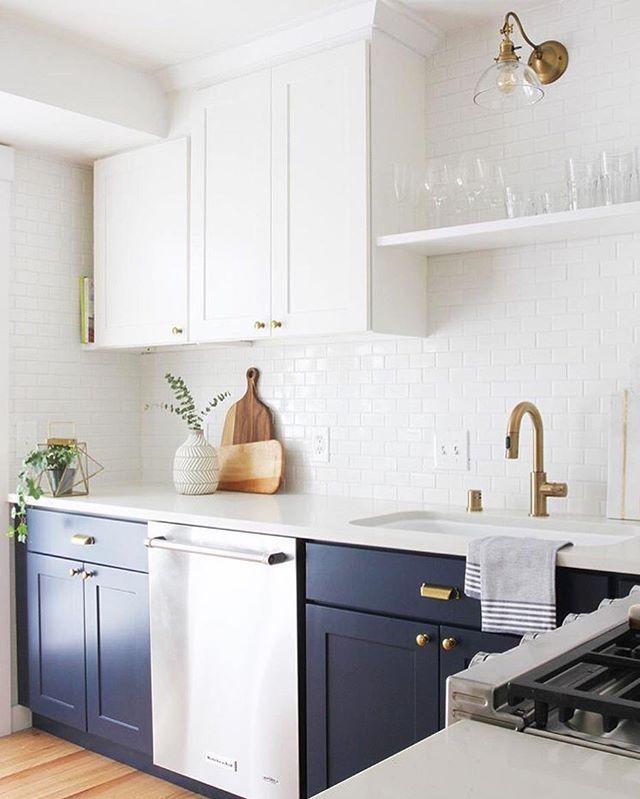 7 Best Tracy Kitchen Images On Pinterest: 25+ Best Ideas About Navy Kitchen On Pinterest