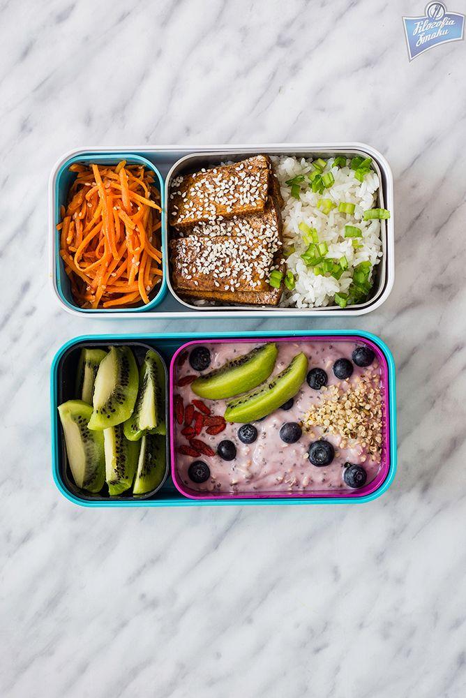 Lunchbox - smaczne przepisy