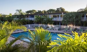 Groupon - Stay at Rodeway Inn & Suites Fort Lauderdale Airport Cruise Port in Florida, with Dates into September in Fort Lauderdale, FL. Groupon deal price: $59