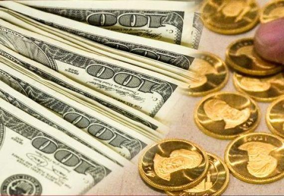 قیمت سکه و قیمت دلار در بازار امروز یکشنبه 29 مهر 97 Money Clip Dollar Investing