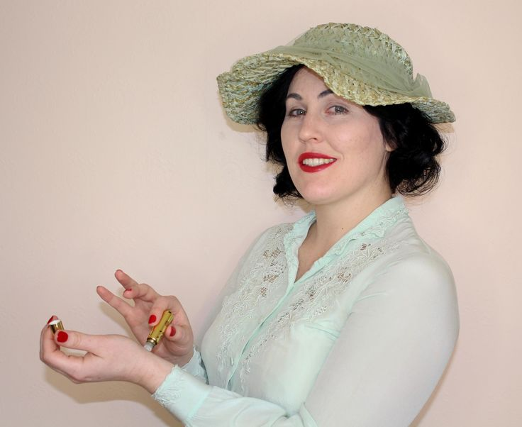 1930's Vintage, Hair, Makeup, Fashion Styling