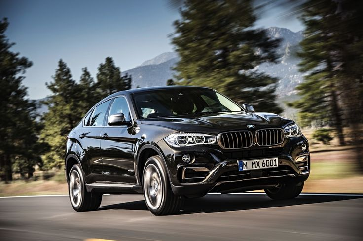 2016 BMW X6 New Concept Release