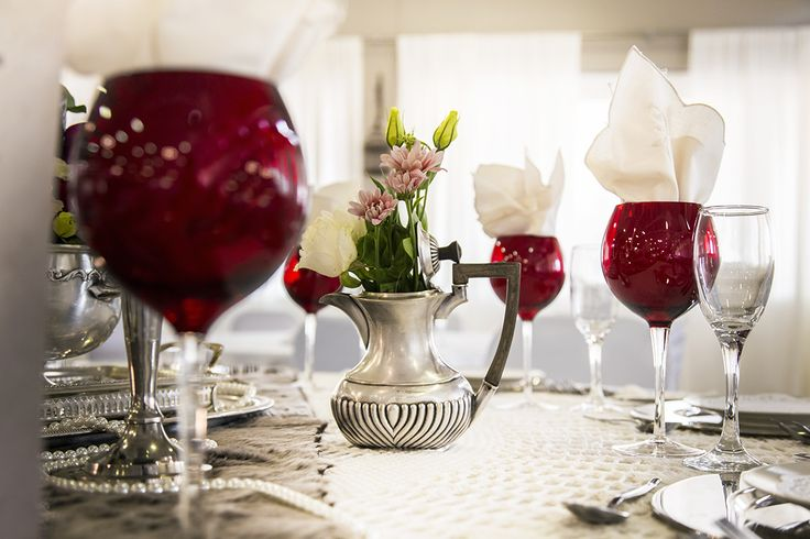 Styled shoot at Oak House venue, in Cullinan - Vintage