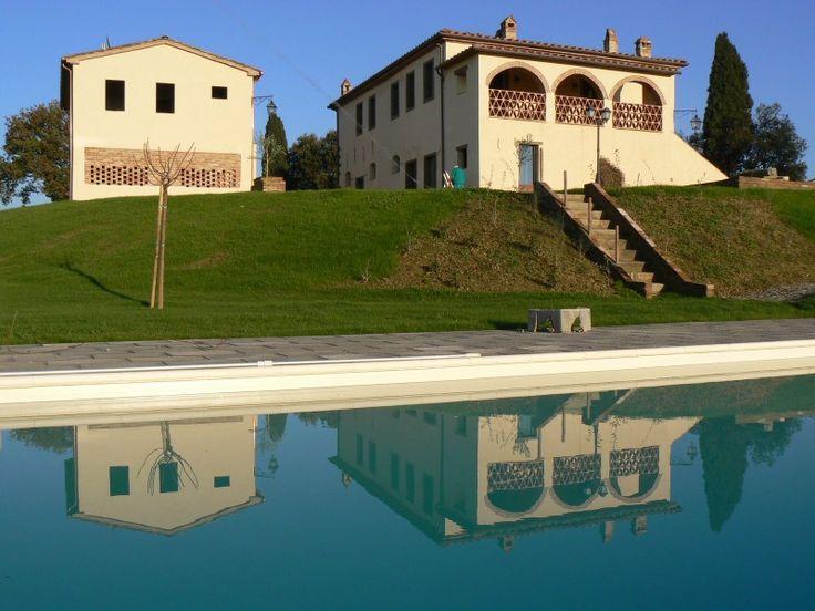 Palazzuolo Ap. Il Fienile: Ferienhaus Mit Mehreren Wohnungen In Italien,  Toskana Mieten