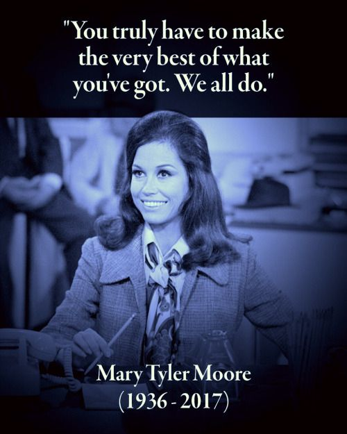 Thanks for the laughs, Mary Tyler Moore! You'll be missed.