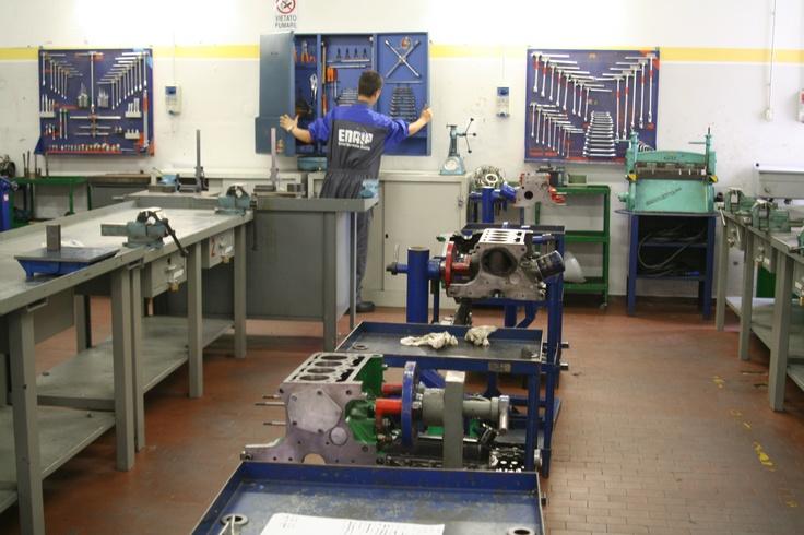 Centro Servizi Formativi Enaip Friuli Venezia Giulia di Trieste - Laboratorio