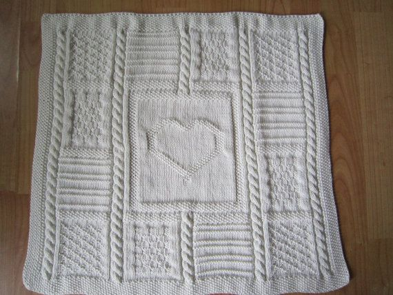 Knitting Patterns Cashmere Wool : 56 best images about Baby Blankets on Pinterest Baby knitting patterns, Lac...
