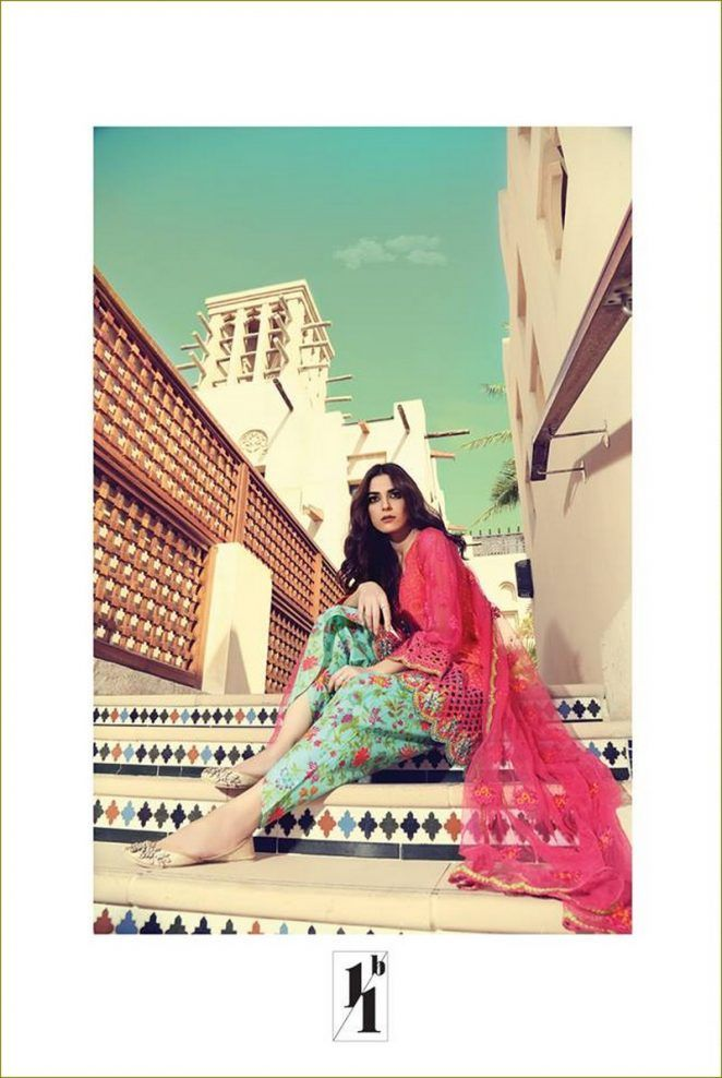 Maria B Lawn collection 2017 Full Catalog With Price