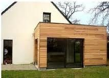 17 Best Ideas About Extension Ossature Bois On Pinterest Maison Bois Maisons Ossature Bois
