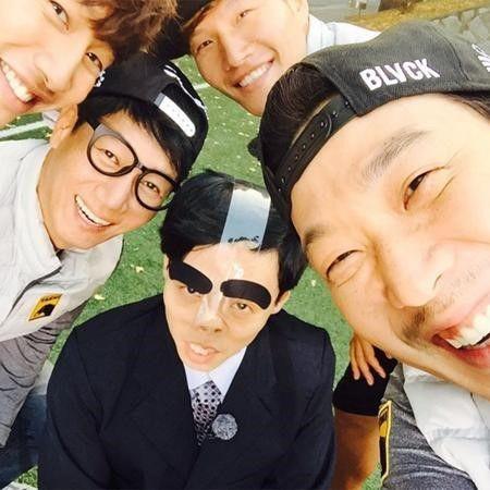 Haha Uploads Hilarious Pictures of Yoo Jae Suk in Celebration of Ji Suk Jin's Birthday! | Koogle TV
