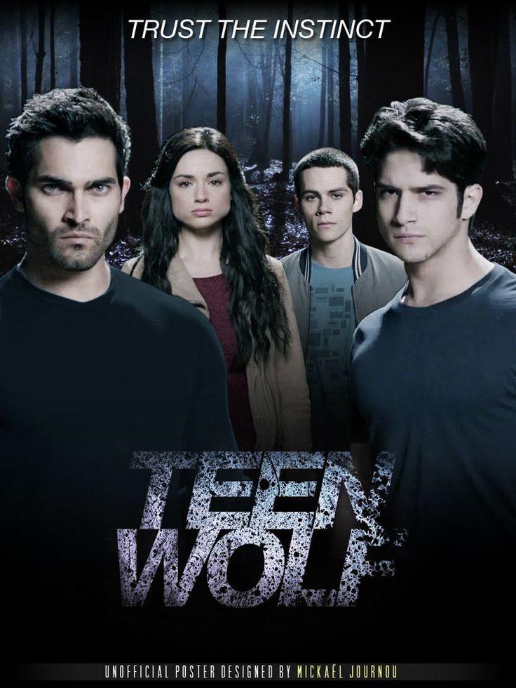 Teen Wolf ♥ Streckenweise verdammt unterhaltsame Serie mit coolen Charakteren, schwächelte aber irgendwann zu sehr; Status: Anfang der 5. Staffel abgebrochen