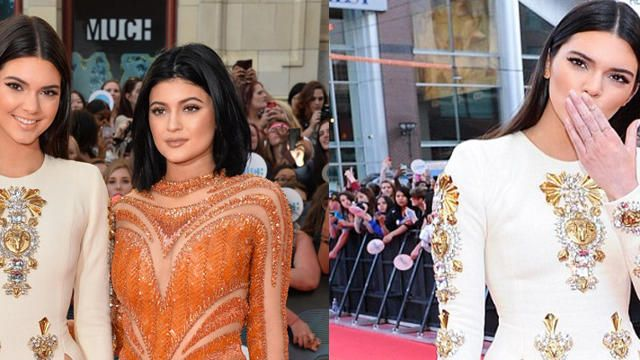 Kendall Jenner Goes Commando At Much Music Awards 2014