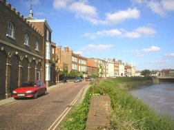 Wisbech, England  Home of Nan