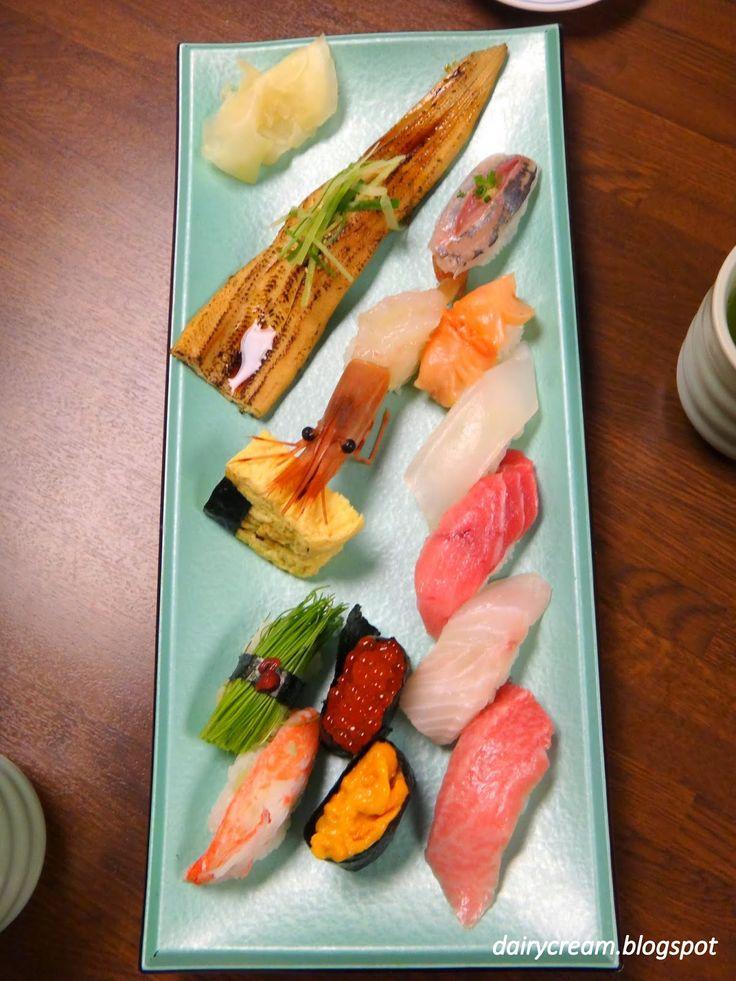 Sushi Zanmai すしざんまい : 24-hour Sushi Chain