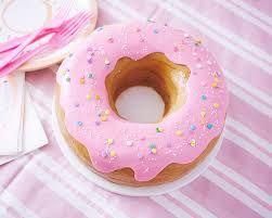 Image result for donut cake