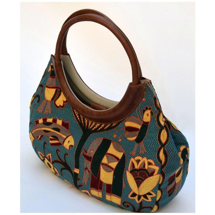 VIDA Tote Bag - Azania Tote by VIDA CYzS0lR5