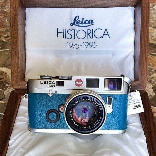 Leica M6 Historica 1975-1995 from @belonika #leica...