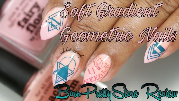 🌺Bohemian Spring Gradient With Geometric Prints🌺