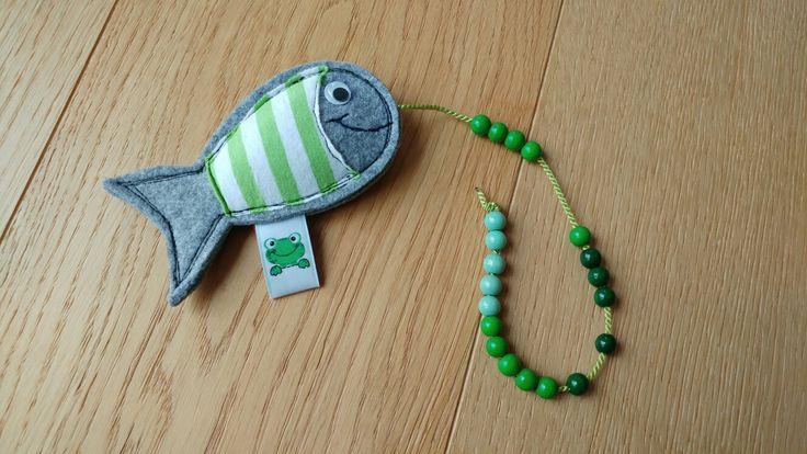 Ein Rechenfisch....mal etwas anderes zur Rechenmaus. Idee ist meine, SM meins und Foto meins....(Stephanie Furche)