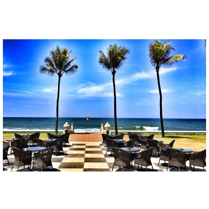 Galle face hotel / colombo /Srilanka