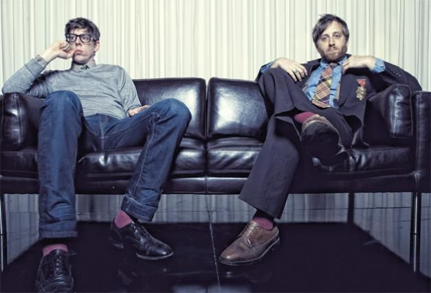 The Black Keys are insanely talented. Nuff said.