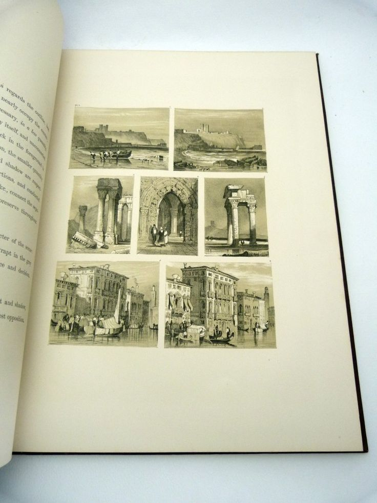 Hints on Light and Shadow - 1876, Samuel Prout's treatise on the subject