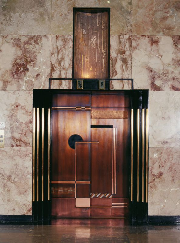 17 best images about art deco design on pinterest the for Custom closet doors los angeles