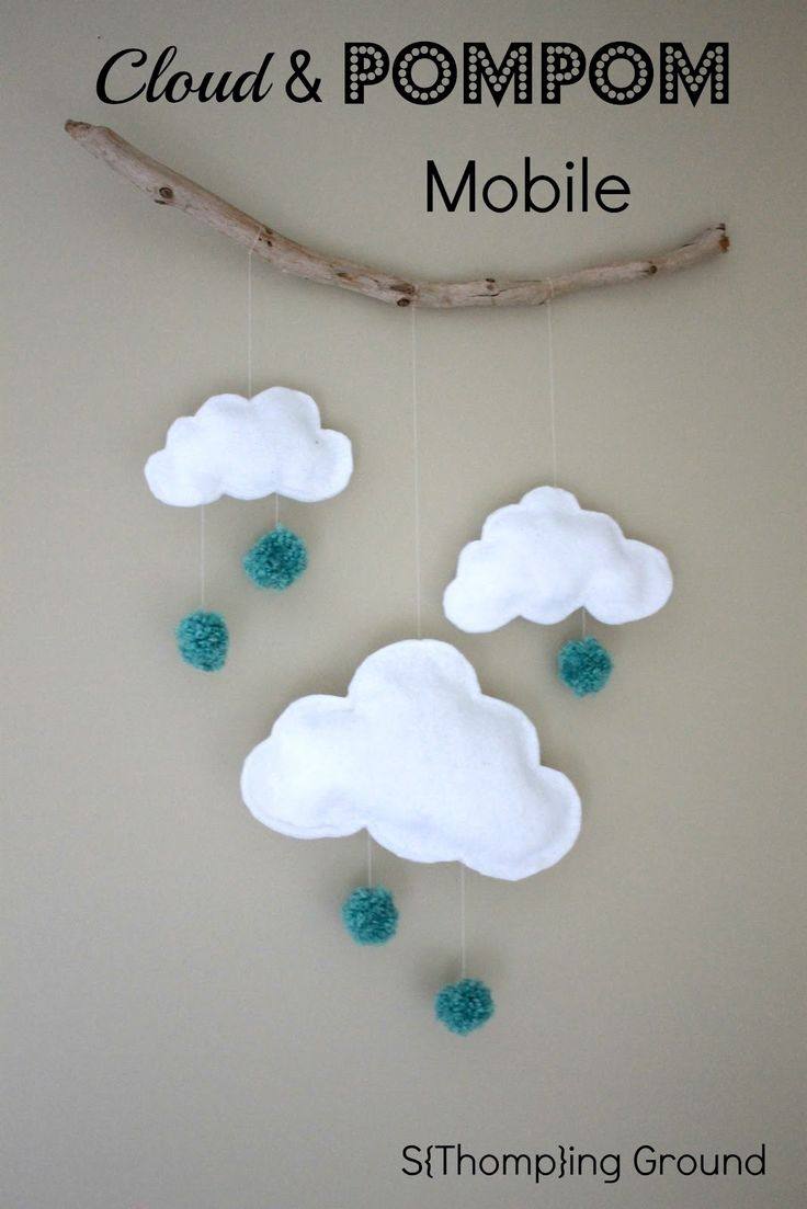 Cloud and PomPom Mobile