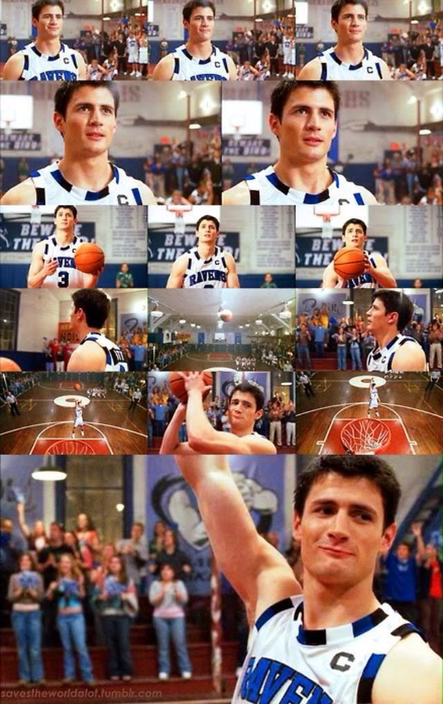 Nathan Scott number 23