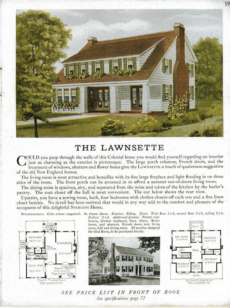 Vintage Farmhouse Plans 893 best vintage house plans images on pinterest | vintage houses