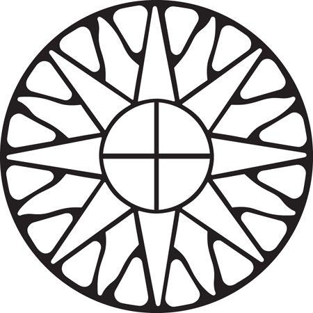 Inca Sun: Stencil Patterns, Inca Patterns, Stencil Design