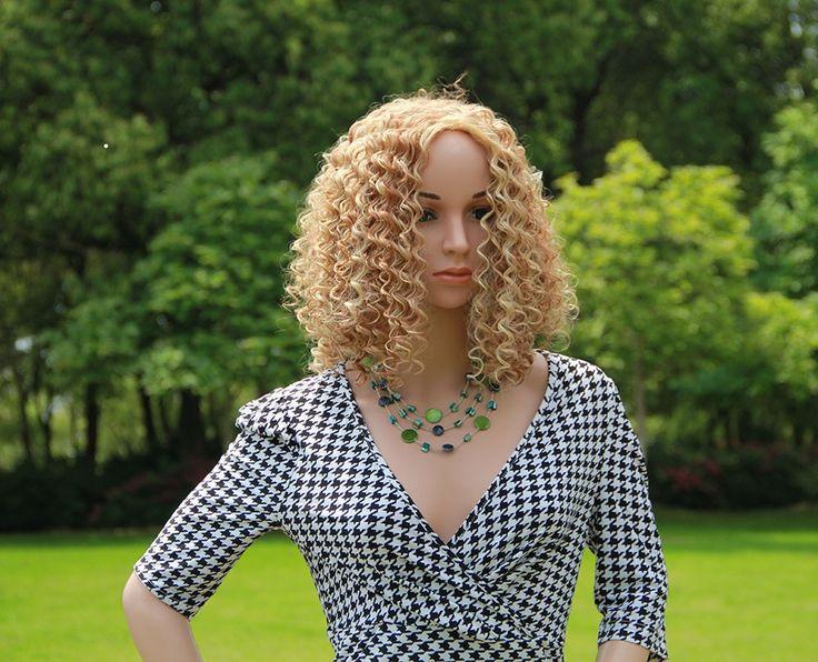Дешевые холодный боб на складе Тейлор Свифт Прическа Kanekalon Подчеркивает современный короткие стрижки дешевые боб парики для чернокожих женщин