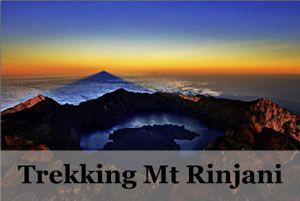 Trekking Mount (Gunung) Rinjani