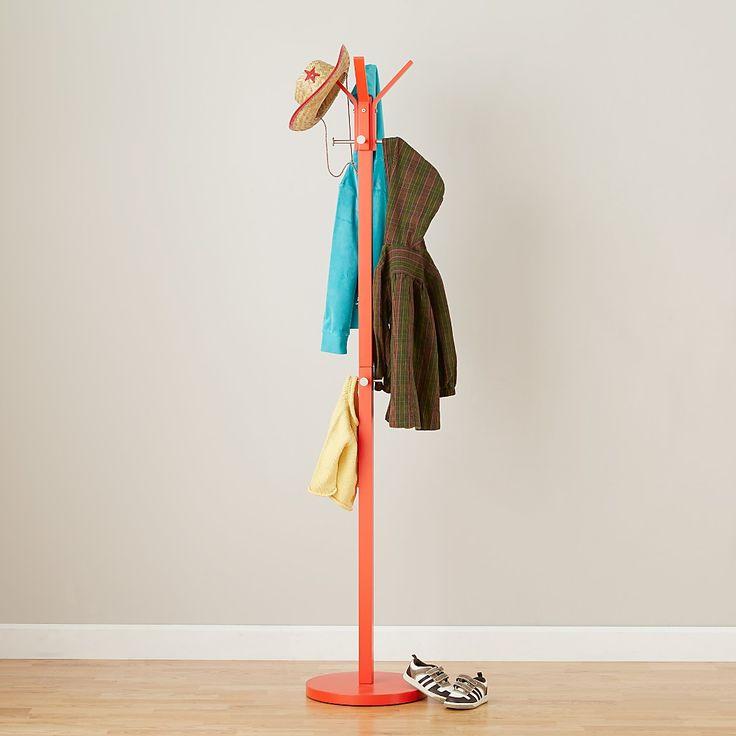 17 best ideas about orange coat racks on pinterest orange color orange orange and orange - Coat hook octopus ...