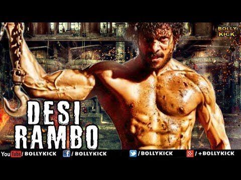 Desi Rambo Full Movie | Hindi Dubbed Movies 2017 Full Movie | Hindi Movi...