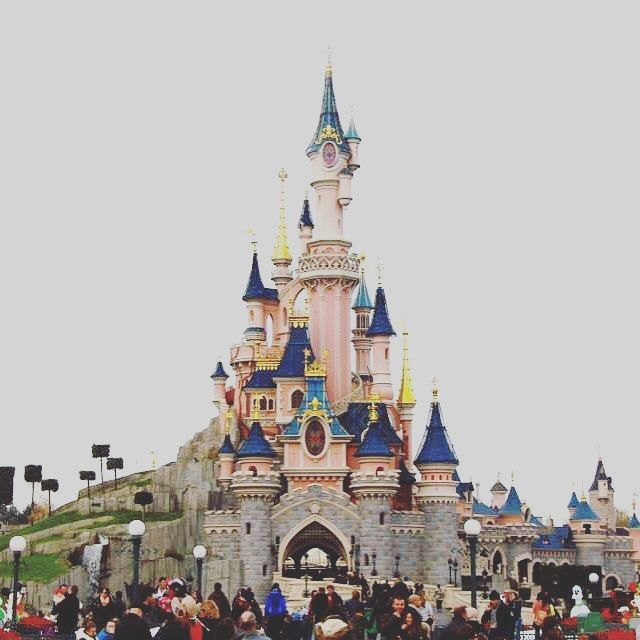 {NEW BLOG}: about our magical two day trip to Disneyland Paris! 👏😍🙏