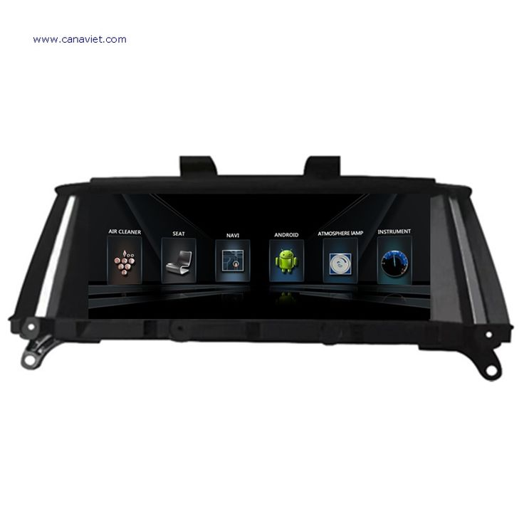 Android Car Multimedia Head Unit Stereo GPS BMW X3 E83 2013 2014 2015 2016 2017