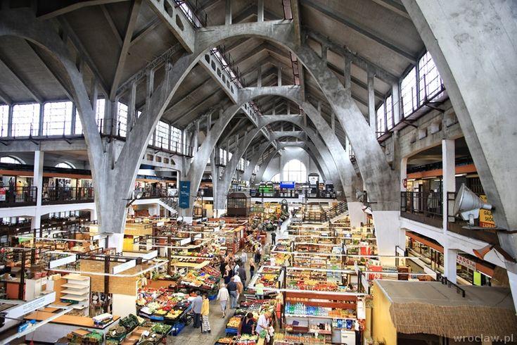 Unbekanntes Breslau – Markthalle | www.wroclaw.pl