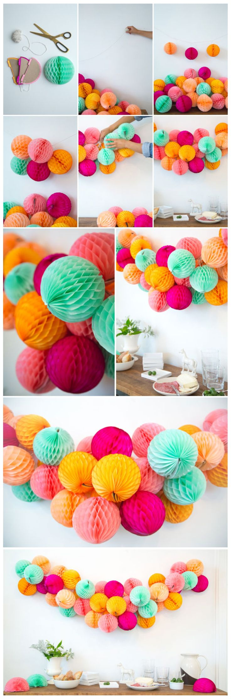 Easy fun-tastic party decor!