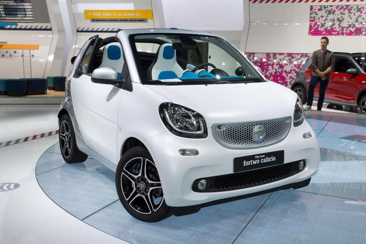 Альбомы › Франкфурт 2015 › 2015 smart fortwo cabrio