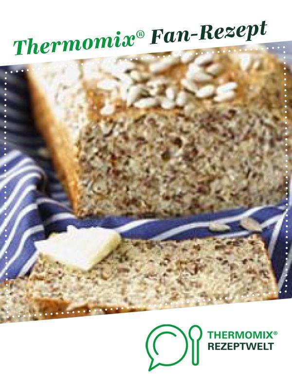 Saftiges Low Carb Brot Mit Quark Logi Von Filou78 Ein Thermomix