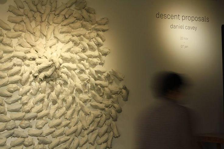 Descent Proposal by Daniel Cavey @ Cloud Art & Coffee Amsterdam