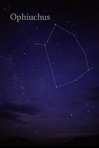 Ophiuchus - Wikipedia, the free encyclopedia