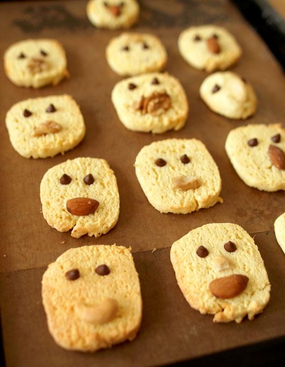 Photo: Okara Soy Fiber Cookies|おからクッキー