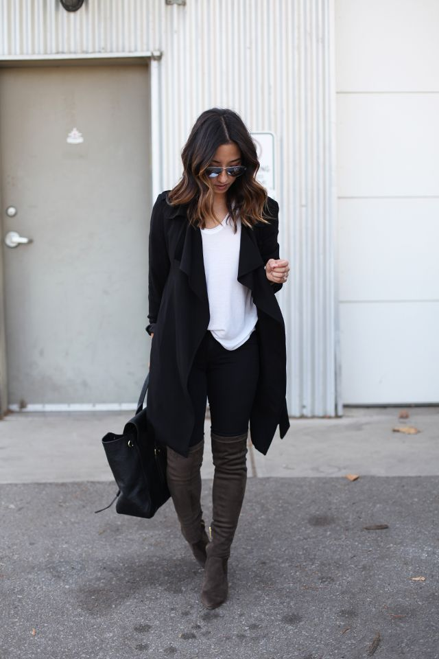 FALLS BEST OVER-THE-KNEE BOOTS AT EVERY PRICE: Crystalin Marie waysify