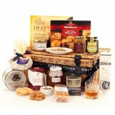 A Taste of Scotland Scottish Hamper OOOHHH-- Santa's having a bit of a think!