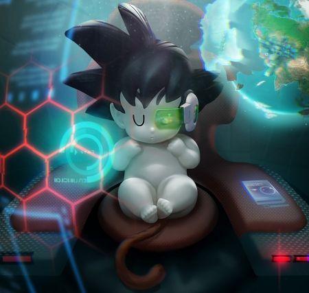 Baby Kakarrot (Goku)